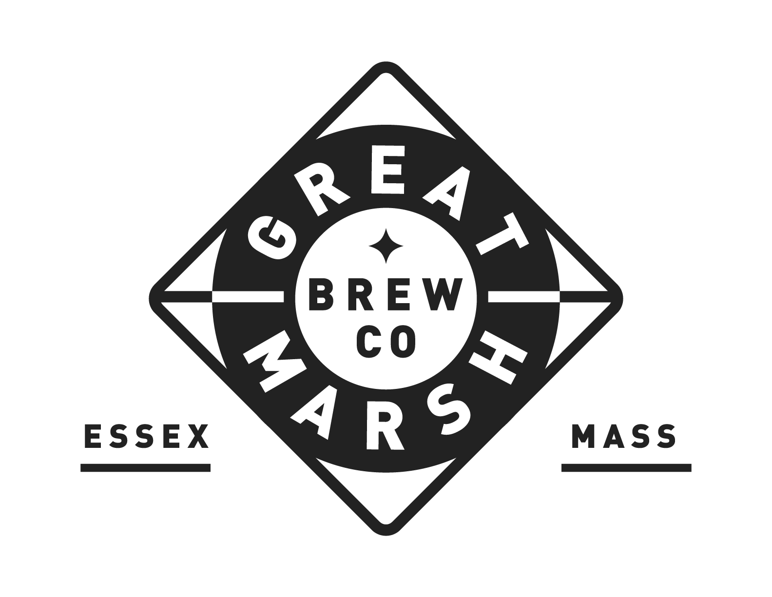 Great Marsh Brew Co. Logo