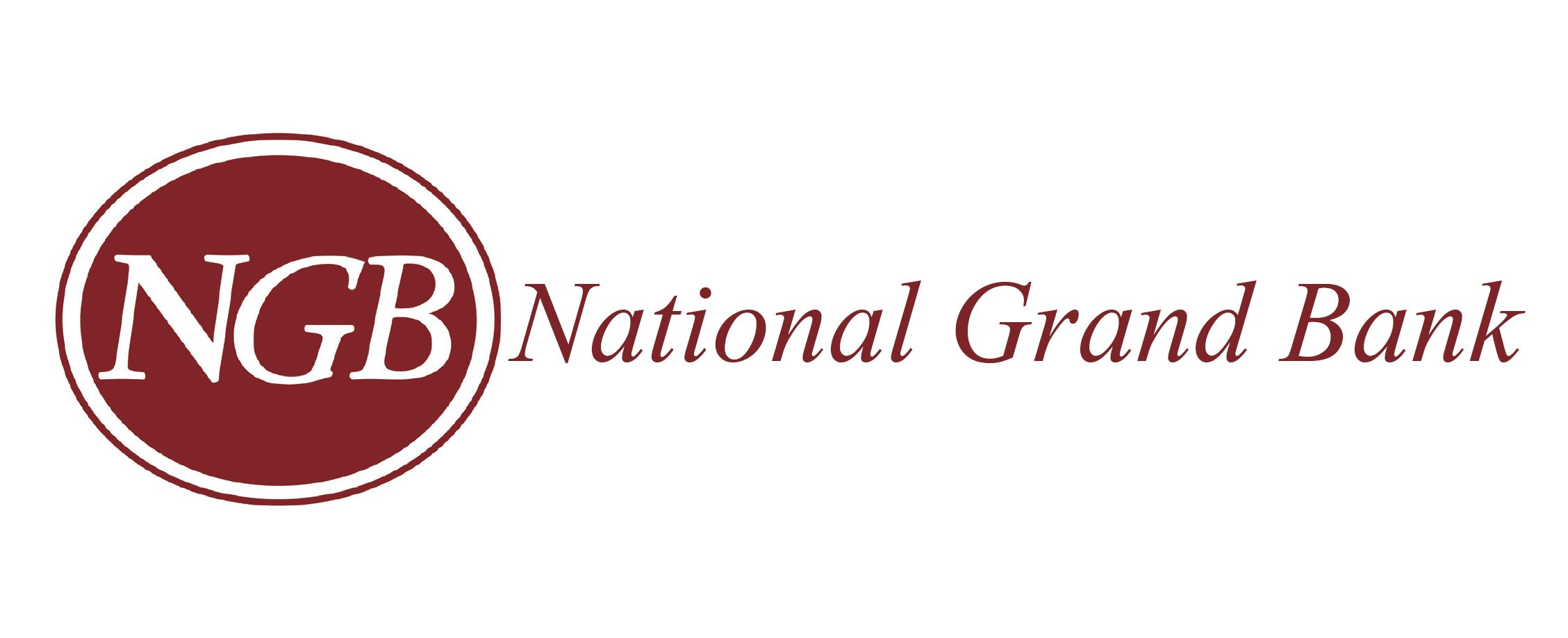 National Grand Bank Logo
